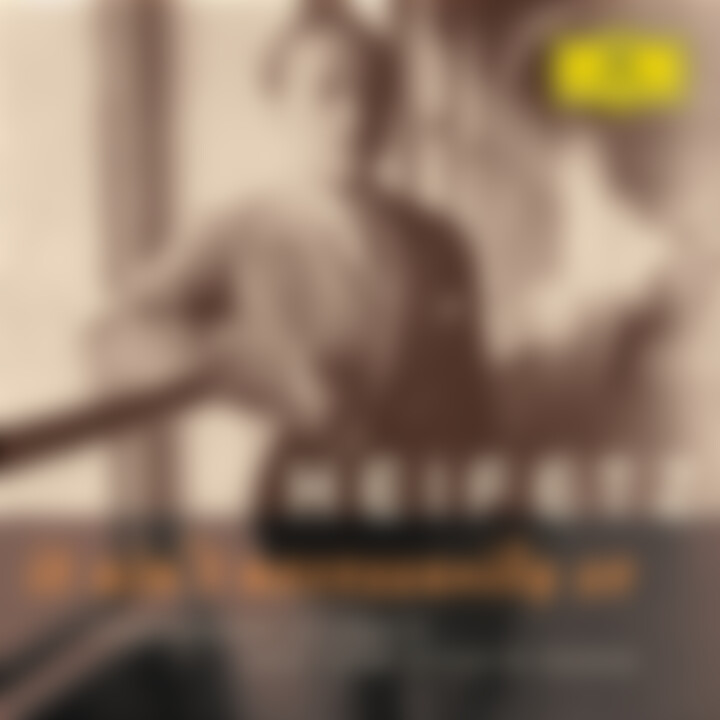Jascha Heifetz - It Ain't Necessarily So. Legendary classic and jazz studio takes 0028947762690