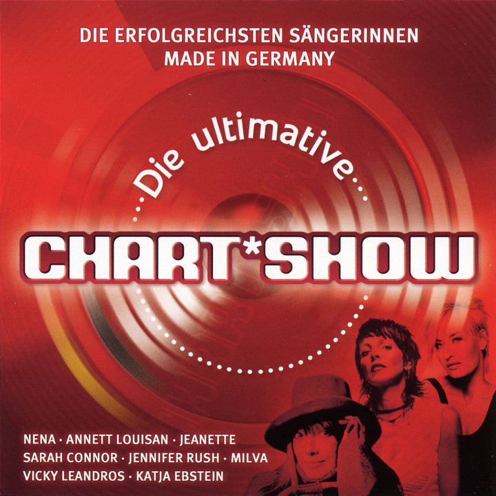 Die Ultimative Chartshow - Sängerinnen (Made In Germany) 0602498429149