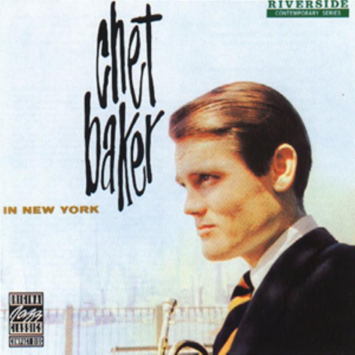 Chet Baker In New York 0025218620727