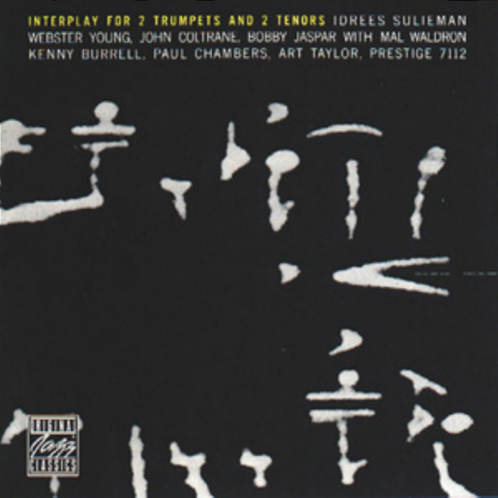 Interplay For 2 Trumpets & 2 Tenors 0025218629221