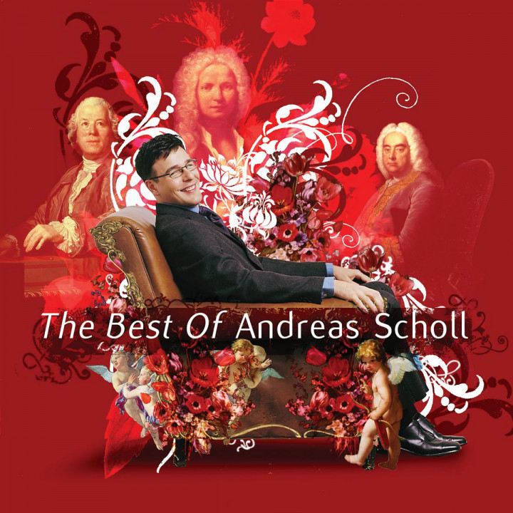 The Best of Andreas Scholl 0028947576673