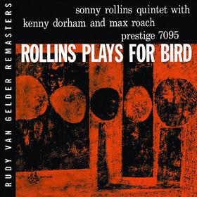 Sonny Rollins, Rollins Plays For Byrd, 00888072306479
