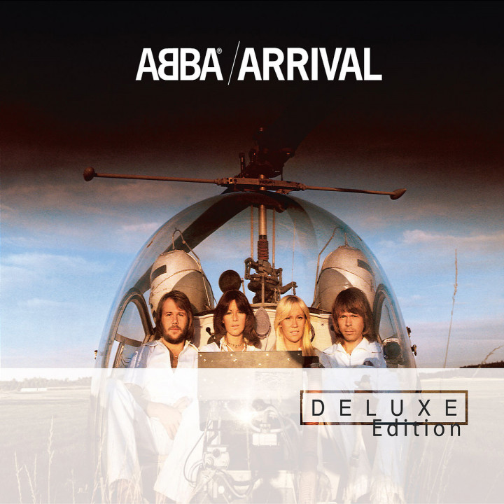ABBA Arrival 30th Anniversary Edition  (NTSC) packaage 0602498583625
