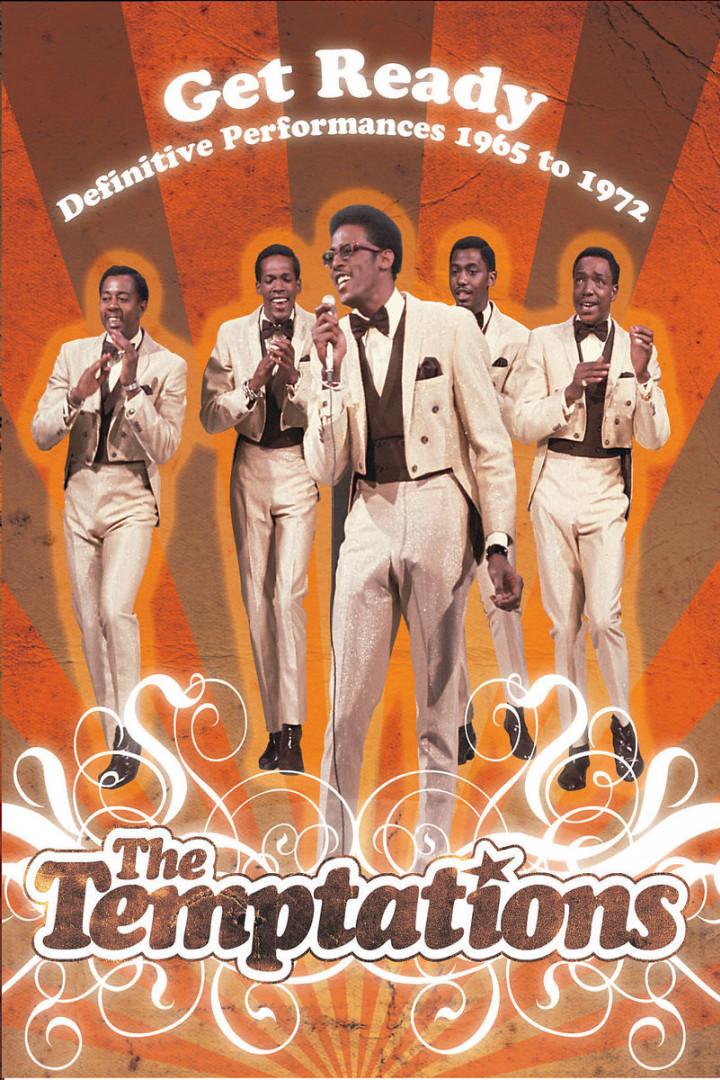 The Temptations / Get Ready Definitive Performances 1965 - 1972 0602517049165