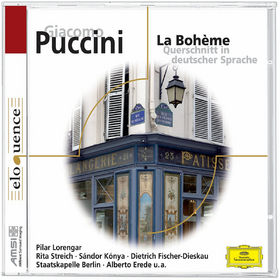 Giacomo Puccini, La Boheme (QS), 00028944285864