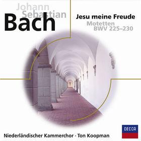 eloquence, Bach Motetten BWV 225 - 230, 00028944285901
