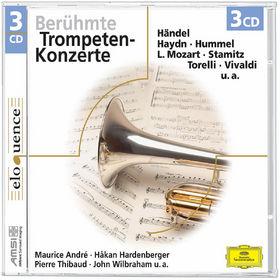 Georg Philipp Telemann, Trompetenkonzerte, 00028944286373