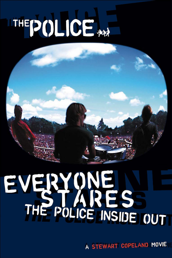 Everyone Stares - The Police Inside Out 0602498799969