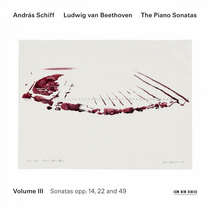 The Piano Sonatas, Volume 3 0028947631552