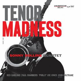 Tenor Madness (Rudy Van Gelder Remaster), 00888072300446