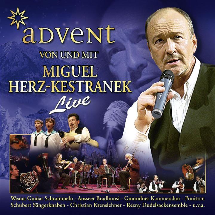 Advent Von Und Mit Miguel Herz-Kestranek 0602498598896