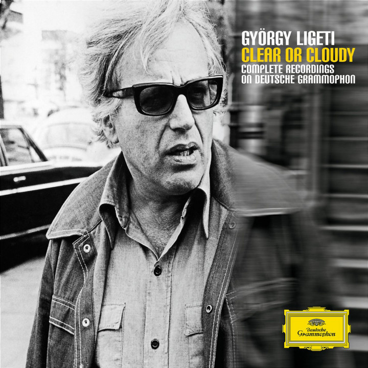 György Ligeti - Clear or Cloudy 0028947764430
