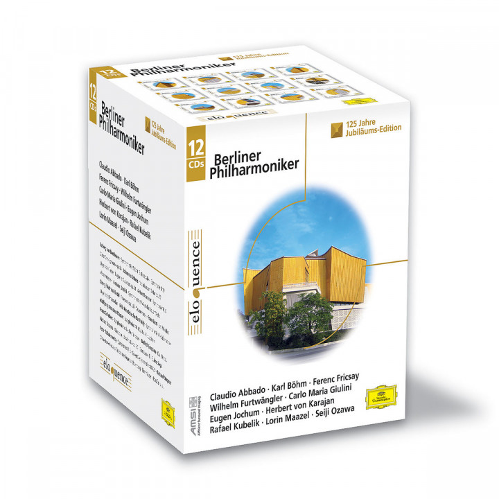 Berliner Philharmoniker - Edition 0028944286607