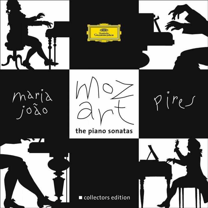 Mozart: Piano Sonatas 0028947752000