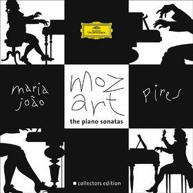 Wolfgang Amadeus Mozart, Mozart: Piano Sonatas, 00028947752004
