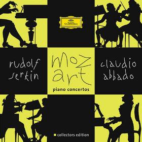 Wolfgang Amadeus Mozart, Mozart: Piano Concertos, 00028947752141