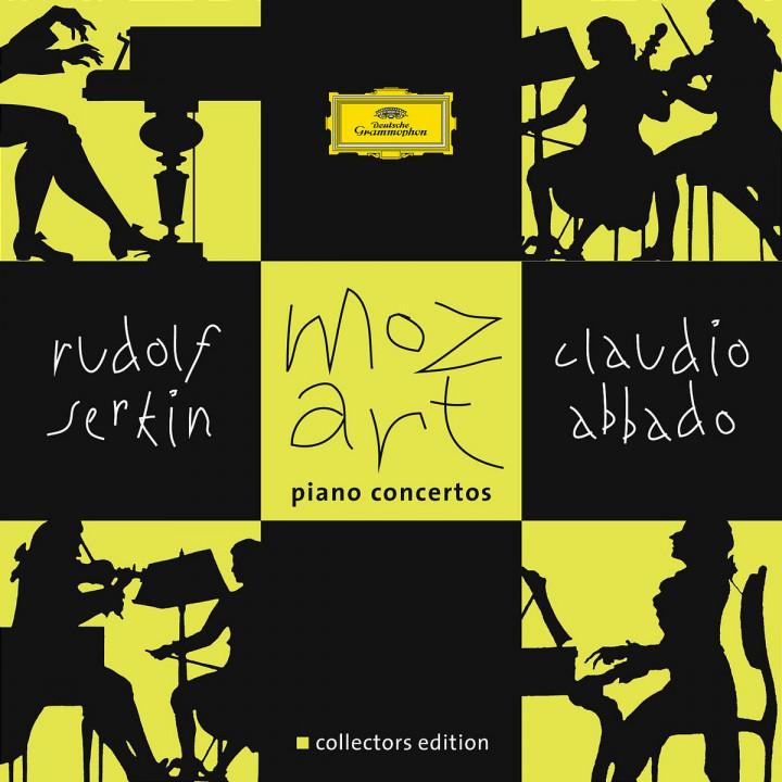 Mozart: Piano Concertos 0028947752147