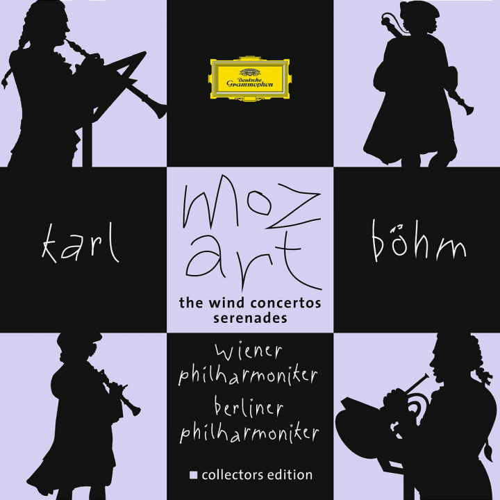 Mozart: Wind Concertos and Serenades 0028947752228