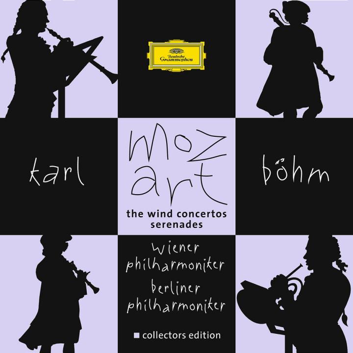 Mozart: Wind Concertos and Serenades 0028947752228