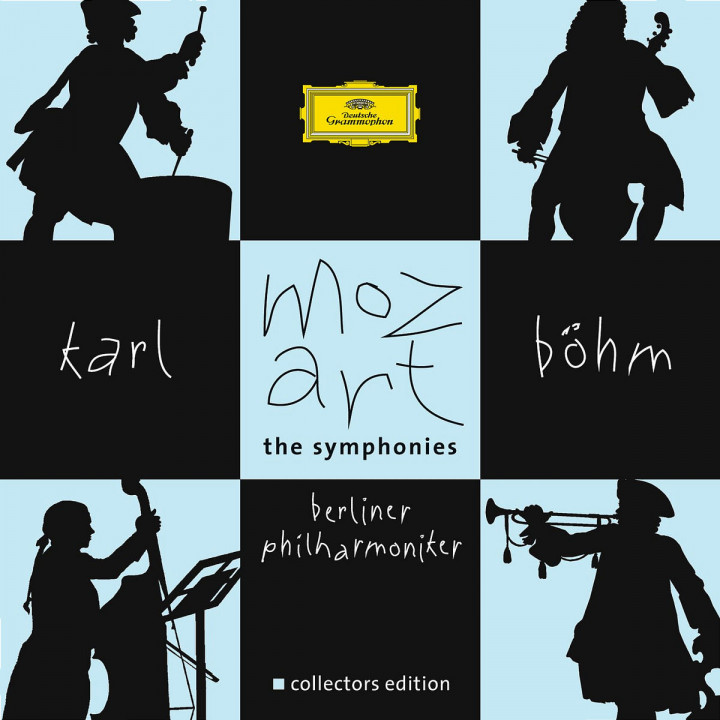 Mozart, W.A.: 46 Symphonies 0028947761345