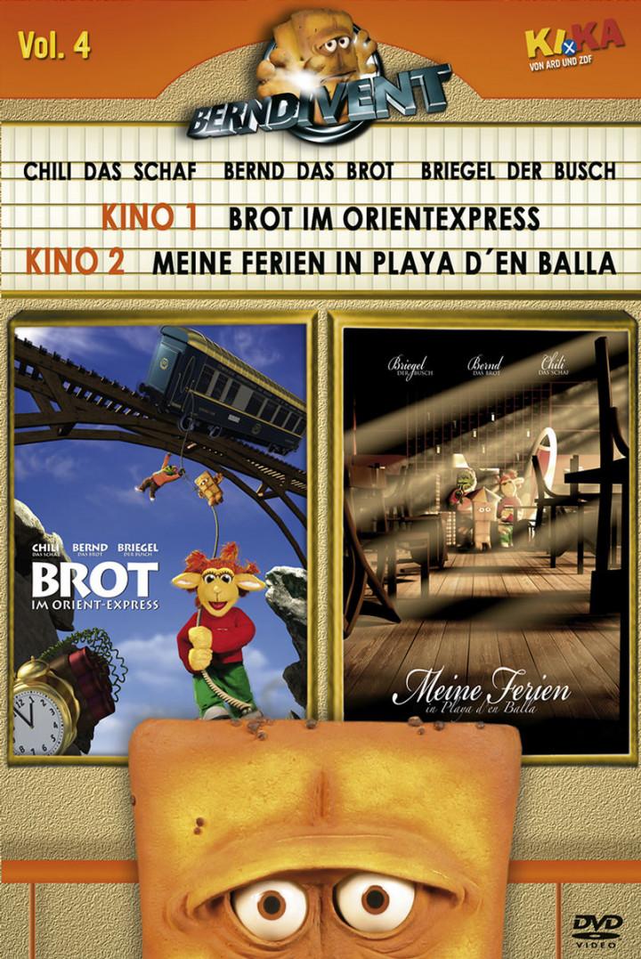 04: Brot im Orientexpress & Meine Ferien in Playa d'en Balla 0602498774795