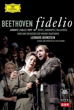 Leonard Bernstein, Beethoven: Fidelio, 00044007341599