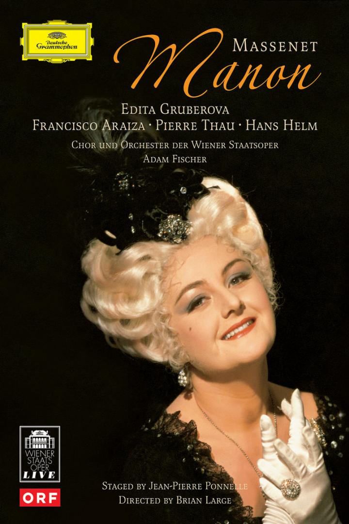 Massenet: Manon 0044007342071
