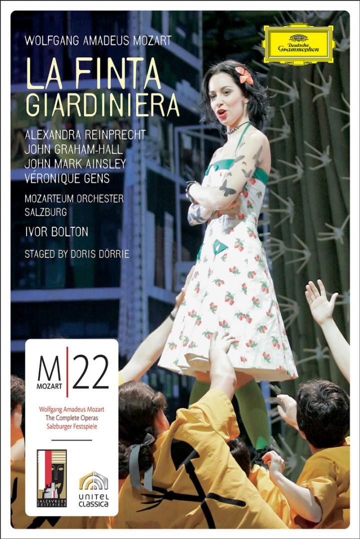 Mozart: La Finta Giardiniera 0044007342222