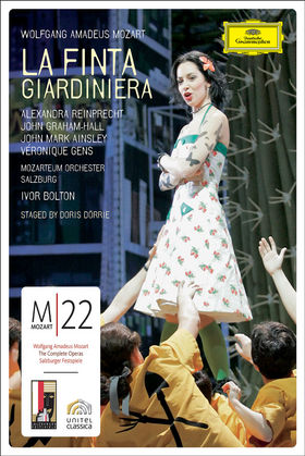Wolfgang Amadeus Mozart, Mozart: La Finta Giardiniera, 00044007342220