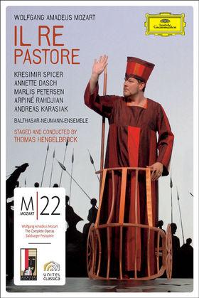 Wolfgang Amadeus Mozart, Mozart: Il Re Pastore, 00044007342251