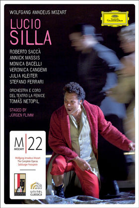 Wolfgang Amadeus Mozart, Mozart: Lucio Silla, 00044007342268