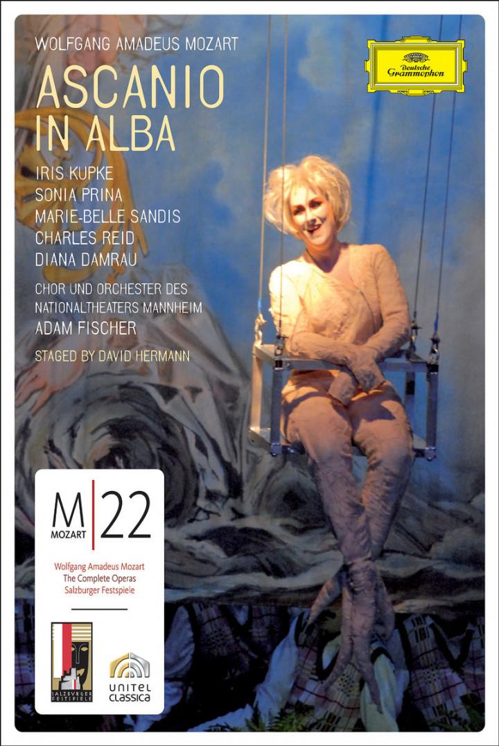 Mozart: Ascanio in Alba 0044007342299