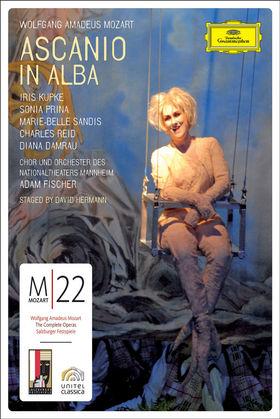 Wolfgang Amadeus Mozart, Mozart: Ascanio in Alba, 00044007342299