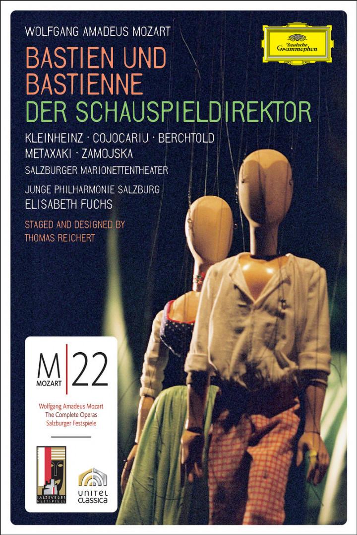 Mozart: Bastien & Bastienne; Der Schauspieldirektor