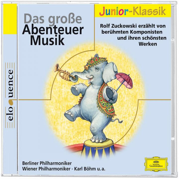 Das große Abendteuer Musik mit Rolf Zuckowski 0028944285569