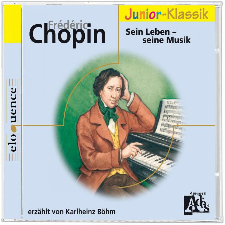 Frédéric Chopin: für Kinder erzählt von Karlheinz Böhm 0028944285581