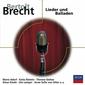 Bertolt Brecht, Brecht: Lieder und Balladen, 00028944286984