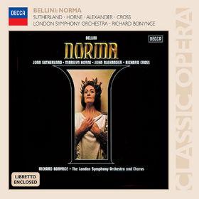 Joan Sutherland, Bellini: Norma, 00028947579021