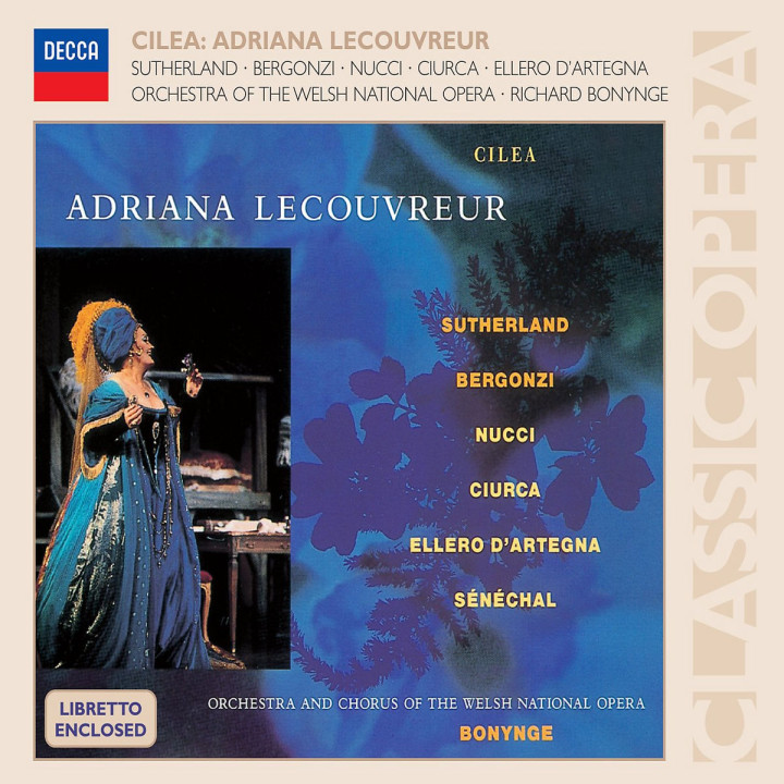 Cilea: Adriana Lecouvreur 0028947579067