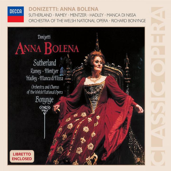 Donizetti: Anna Bolena 0028947579104
