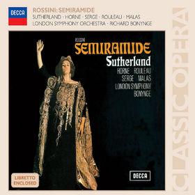 Joan Sutherland, Rossini: Semiramide, 00028947579182
