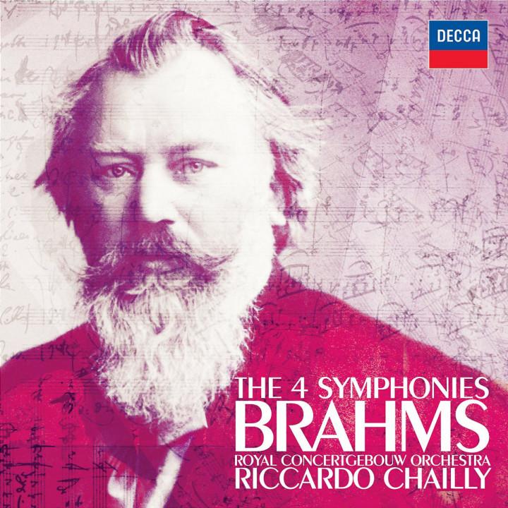 Brahms: The Symphonies 0028947579425