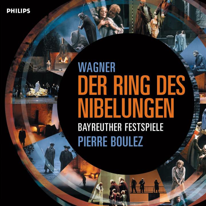 Wagner: Der Ring des Nibelungen 0028947579609