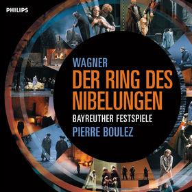Pierre Boulez, Wagner: Der Ring des Nibelungen, 00028947579601