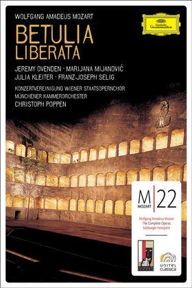 Daniel Harding, Mozart: Betulia Liberata, 00044007342480