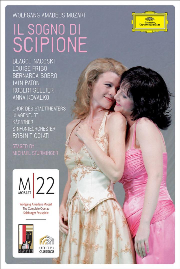 Mozart: Il Sogno di Scipione 0044007342495