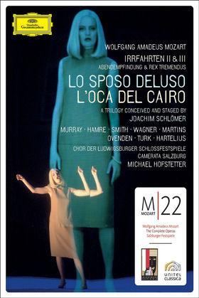 Wolfgang Amadeus Mozart, Mozart: L'oca del Cairo; Lo sposo deluso, 00044007342503