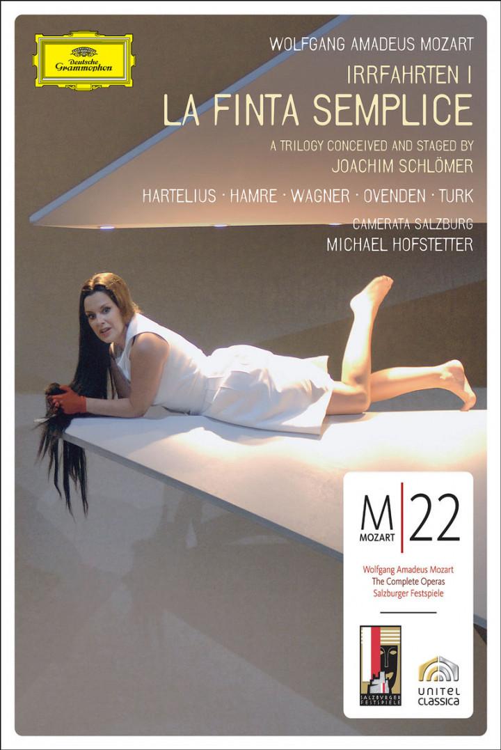 Mozart: La finta semplice 0044007342510