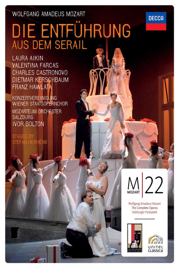 Mozart: Die Entführung aus dem Serail 0044007431562