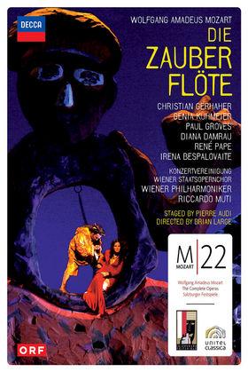 Wolfgang Amadeus Mozart, Mozart: Die Zauberflöte, 00044007431597
